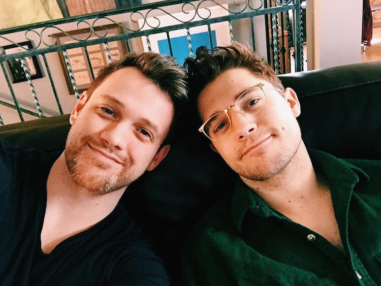 Love Rings OUT Michael Arden  Andy Mientus