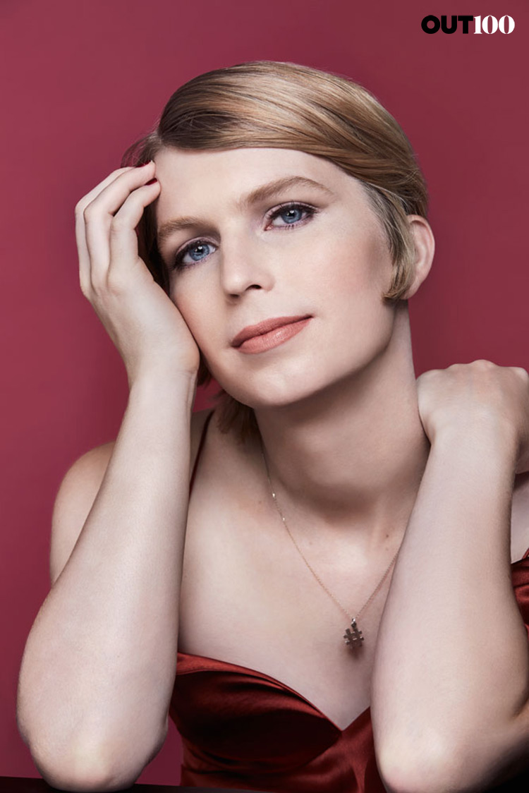 OUT100 Chelsea Manning Newsmaker of the Year