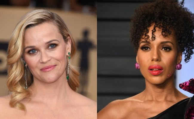 Hulu Acquires Reese Witherspoon Kerry Washington S