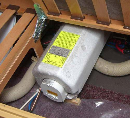 small resolution of carver s cascade water heater