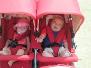 Twins 5 months 244