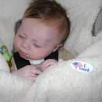 Wordless Wednesday:  Did you vote?
