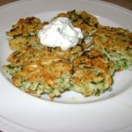 To celebrate Chanukah: a recipe you'll like a latke
