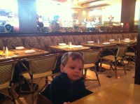 OAAM Tiny Diner Series: The Cheesecake Factory Sunday Brunch