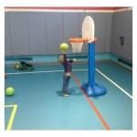Gym Kids at the Elmwood Community Center