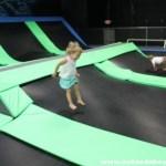 Kid Flight at Flight Trampoline Park