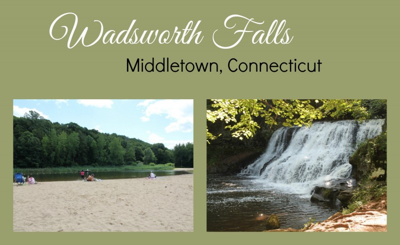 Wadsworth Falls Connecticut Collage