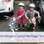 Rails-to-Trails in Connecticut: The Farmington Canal Heritage Trail