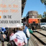 All Aboard for the Pumpkin Patch Train Ride on the Naugatuck Railroad