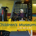 Children's Museums in RI, MA & NY