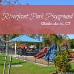7 Reasons to Check Out the NEW Riverfront Park Playground in Glastonbury