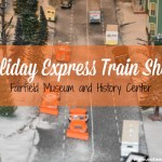 Holiday Express Train Show at the Fairfield Museum and History Center