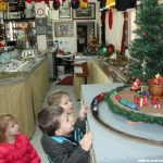 Free Holiday Toy Train Display – the Connecticut Cellar Savers