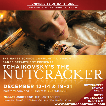 Out and About Mom_Hartt Nutcracker Flyer