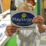 An Indoor Playground at PlayStrong in Simsbury