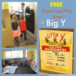 Little Y Kids Club at Big Y World Class Market