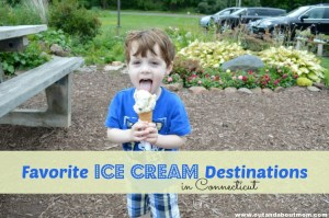 Ice Cream Destinations in Connecticut