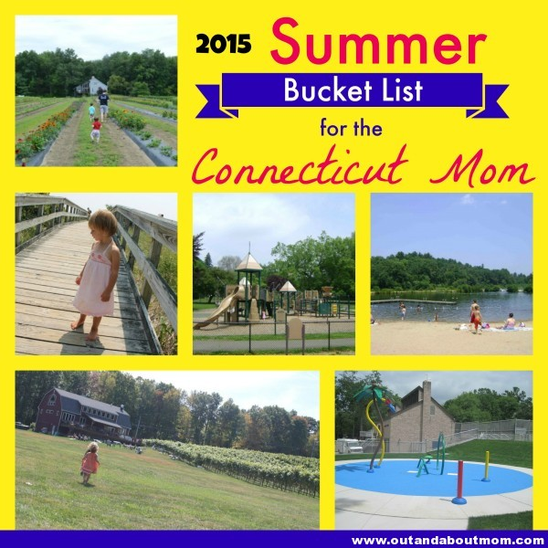 Summer Bucket List for the Connecticut Mom_2015_Out and About Mom_v3