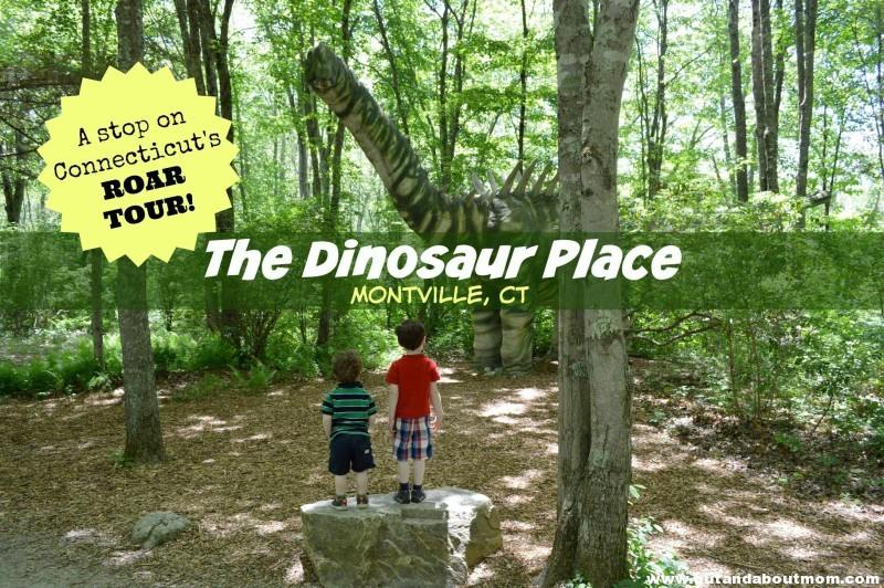 Dinosaur Place on the CT Roar Tour 2