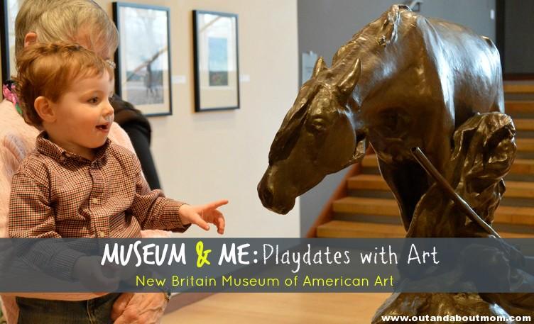 Museum & Me at the New Britain Museum of American Art