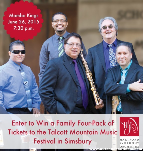 Talcott Mountain Music Festival_Giveaway_Out and About Mom_Mambo Kings