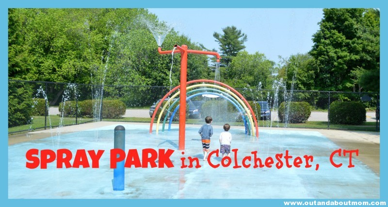 Colchester Spray Park Feature