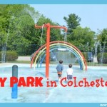 8 Things to Love About the Colchester Spray Park