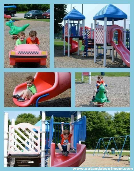 Colchester Spraypark 4