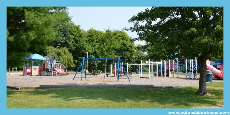 Colchester Spraypark 7