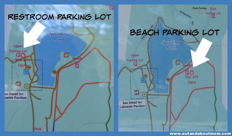 Mohegan Park Maps