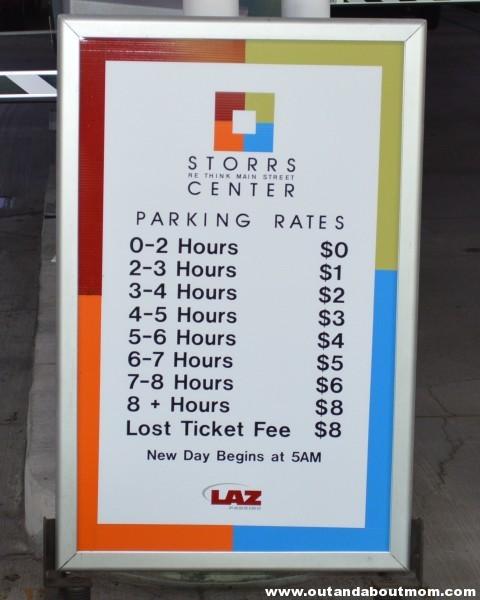 Parking Garage Prices: Summertime Saturday Puppet Show Series At UConn's Ballard