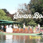 Swan Boats and More: A Boston Day Trip
