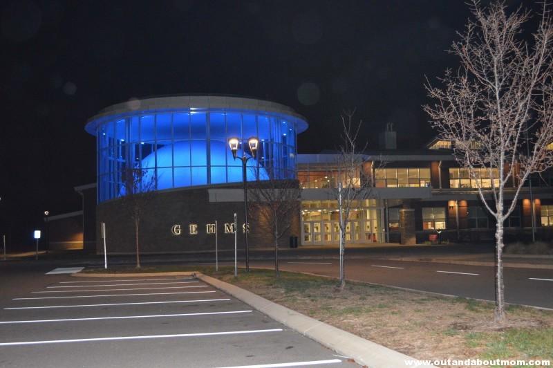 Blue Planetarium