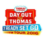 GIVEAWAY: Family Four-Pack of Tickets to Day Out With Thomas 2016