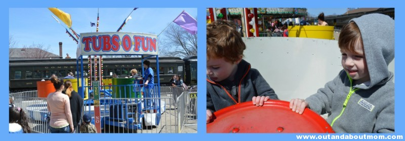 Day Out With Thomas Rides 1