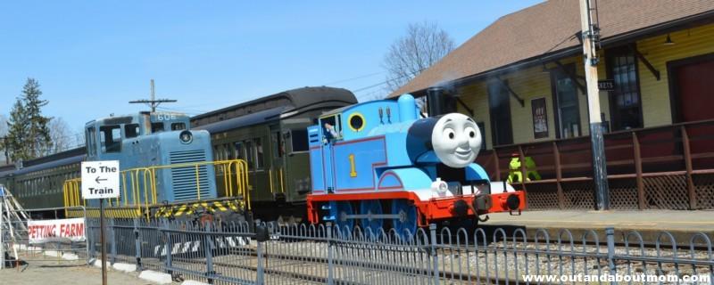 Day Out With Thomas Thomas