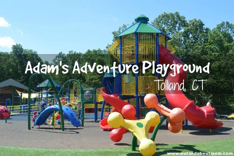 Adam's Adventure Playground Feature