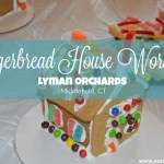 Gingerbread House Workshop at Lyman Orchards