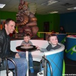 Family Fun at Nomads Adventure Quest