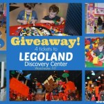 GIVEAWAY: Family Four-Pack of Tickets to LEGOLAND Discovery Center Westchester, NY