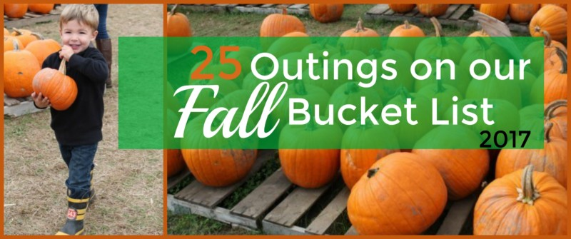 25 Outings On Our Connecticut Fall Bucket List