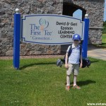 Golf Skills and Life Lessons at The First Tee