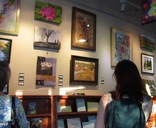 The People's Place Bistro Gallery