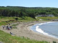 Crescent beach Arisaig