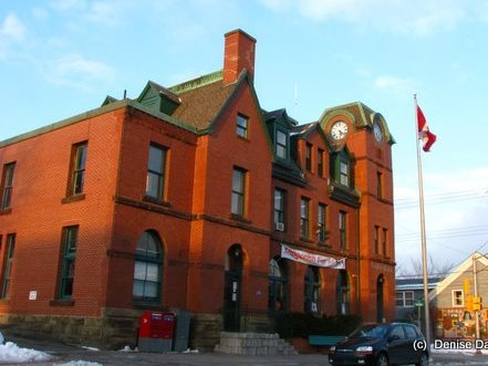 Antigonish Town Hall Main Street