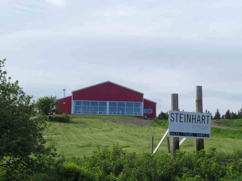 Steinhart Distillery Arisaig