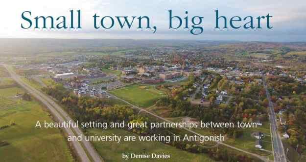 Antigonish Small Town, Big Heart