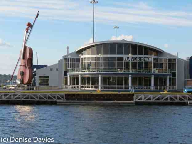 Port of Sydney - Big Fiddle, Flavor on the Water