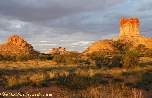 The Australian Desert Outback Pictures