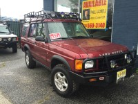 2001 Land Rover Discovery 2 Roof Rack - 12.300 About Roof